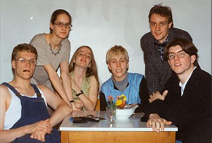 1994/1995 - Der Trauschein