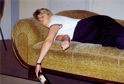 1998 - Lauf doch nicht immer weg!