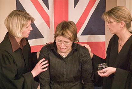 2007/2008 - Vier scharfe Richterinnen