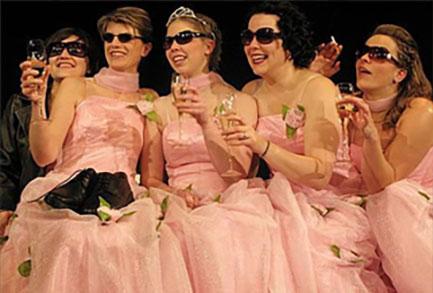 2008/2009 - Fünf im gleichen Kleid