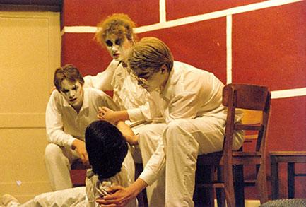 1987/1988 - Schwarz auf Weiß